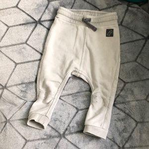 Grey H&M 6-9 months pants